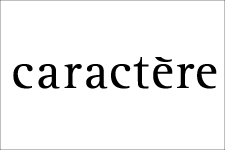 caractere